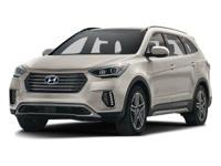 2017 Hyundai Santa Fe Limited Ultimate Monaco Factory