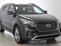 2017 Hyundai Santa Fe Limited Ultimate !!!This 2017