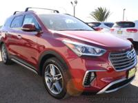 This 2017 Hyundai Santa Fe 4dr Limited Ultimate Sport