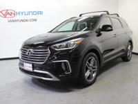 2017 Hyundai Santa Fe Limited Ultimate  Options:  3.041
