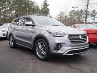 2017 Hyundai Santa Fe Limited Ultimate. Ultimate