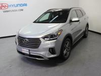2017 Hyundai Santa Fe Limited Ultimate  Options:  3.041