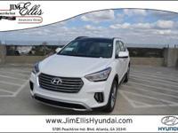 2017 Hyundai Santa Fe Limited Ultimate Black w/Leather