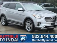 Certified & LOADED Santa Fe Limited Ultimate! This one