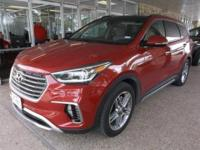 This 2017 Hyundai Santa Fe Limited Ultimate is offered