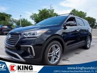 $5,760 off MSRP! King Hyundai is proud to offer this