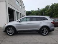 Take command of your day with our 2017 Hyundai Santa Fe