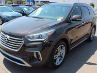 2017 Hyundai Santa Fe Limited Ultimate Beige.  Options: