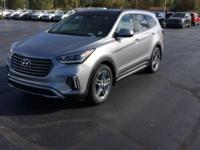 Frost 2017 Hyundai Santa Fe Limited Ultimate AWD