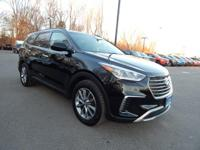 New Price! Clean CARFAX. Certified. Black 2017 Hyundai