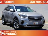 CARFAX One-Owner. Clean CARFAX. Frost 2017 Hyundai