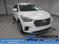 Hyundai Certified, Excellent Condition, CARFAX 1-Owner.