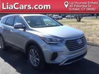 2017 Hyundai Santa Fe in Iron Frost, Carfax Certified!,