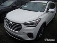 The new 2017 Hyundai Santa Fe in Queensbury, NEW YORK
