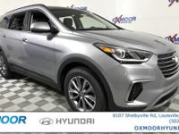 2017 Hyundai Santa Fe SE AWD, 18 Alloy Wheels &