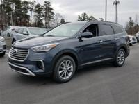 Sky 2017 Hyundai Santa Fe SE FWD 6-Speed Automatic with