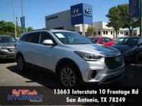 Look at this 2017 Hyundai Santa Fe SE. Its Automatic