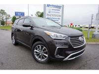 New Price! 2017 Java Hyundai Santa Fe SE 6-Speed