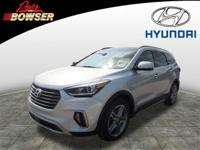 You'll love the look and feel of this 2017 Hyundai