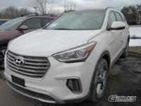 This new 2017 Hyundai Santa Fe in Queensbury, NEW YORK
