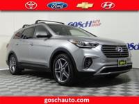 Looking for a clean, well-cared for 2017 Hyundai Santa