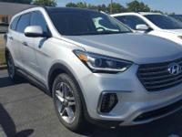 Climb into this hardy Santa Fe and experience the kind