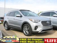 This 2017 Hyundai SANTA FE SE Ultimate  will sell