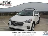 2017 Hyundai Santa Fe Limited Ultimate Gray w/Leather