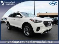 This 2017 Hyundai Santa Fe SE Ultimate  will sell fast!