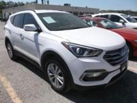 This 2017 Hyundai Santa Fe Sport 2.0T is proudly