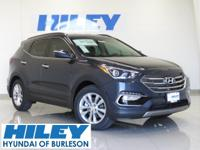 Turbo! Gasoline! Call Hiley Hyundai . Who could say no