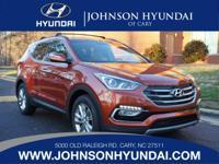 2017 Hyundai Santa Fe Sport 2.0L Turbo. Santa Fe Sport