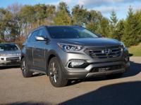 2017 Hyundai Santa Fe Sport 2.0T ULT FWD,  ABS brakes,