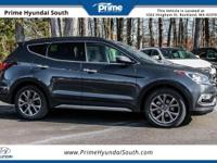 2017 Hyundai Santa Fe Sport 2.0L Turbo AWD 2.0L I4 DGI