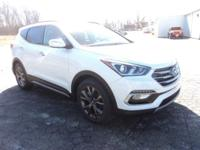 2017 Hyundai Santa Fe Sport MP3, Heated Seats, Keyless