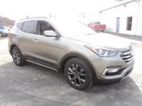 2017 Hyundai Santa Fe Sport MP3, Bluetooth, Hands-free,