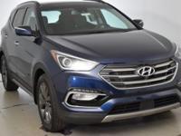 2017 Hyundai Santa Fe Sport 2.0L Turbo !!!This 2017