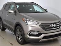 2017 Hyundai Santa Fe Sport 2.0L Turbo !!!This 2017
