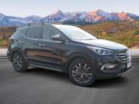2017 Hyundai Santa Fe Sport 2.0L Turbo  Options:  Axle