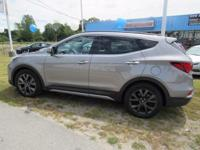 Save thousands over new!!This Santa Fe Sport is nicely