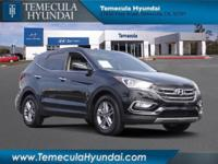 Temecula Hyundai is pumped up to offer this handsome