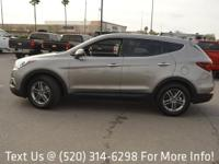 Options:  2017 Hyundai Santa Fe Sport 2.4L Auto|4