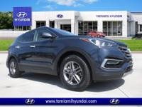 Boasts 27 Highway MPG and 21 City MPG! This Hyundai