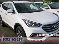 This outstanding example of a 2017 Hyundai Santa Fe