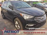 This 2017 Hyundai Santa Fe Sport 2.4L is offered to you