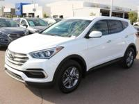 2017 Hyundai Santa Fe Sport 2.4 Base 27/21 Highway/City