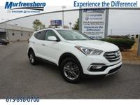 2017 Hyundai Santa Fe Sport 2.4 Base Frost White
