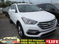 This 2017 Hyundai SANTA FE SPORT 2.4L  will sell fast!!