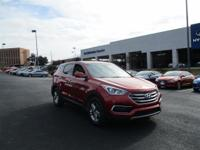 Safe and reliable, this Used 2017 Hyundai Santa Fe