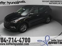 2017 Hyundai Santa Fe Sport 2.4 Base 2.4L I4 DGI DOHC